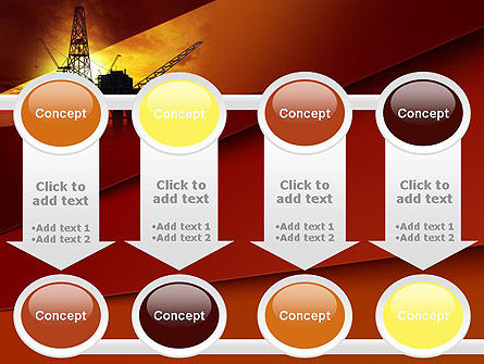Oil Rig PowerPoint Template Slide 18