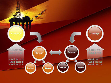 Oil Rig PowerPoint Template Slide 19