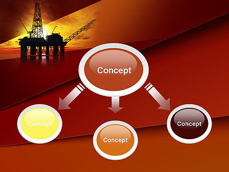 Oil Rig PowerPoint Template Slide 4