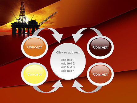 Oil Rig PowerPoint Template Slide 6