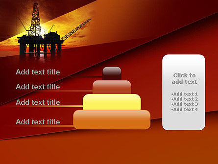 Oil Rig PowerPoint Template Slide 8