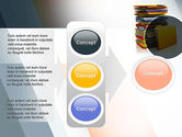 Stack of Folders PowerPoint Template#11