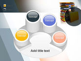 Stack of Folders PowerPoint Template#12