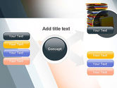 Stack of Folders PowerPoint Template#14