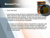 Stack of Folders PowerPoint Template#2