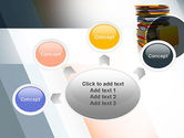 Stack of Folders PowerPoint Template#7