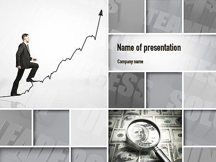 Business Concepts: Effective Management PowerPoint Template #10854