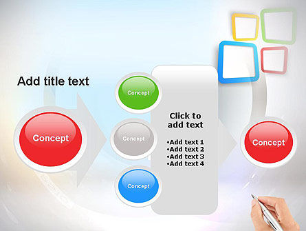 Content Creation PowerPoint Template Slide 17