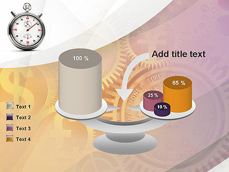 Time and Money PowerPoint Template Slide 10