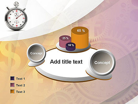Time and Money PowerPoint Template Slide 16