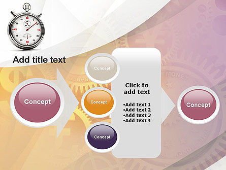 Time and Money PowerPoint Template Slide 17
