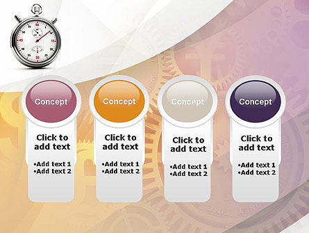 Time and Money PowerPoint Template Slide 5