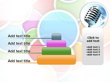 Show Biz PowerPoint Template Slide 8
