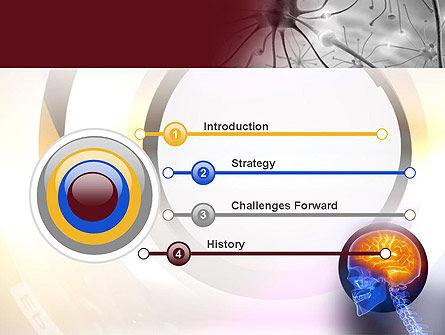 Neurosurgery PowerPoint Template, Slide 3, 10860, Medical — PoweredTemplate.com