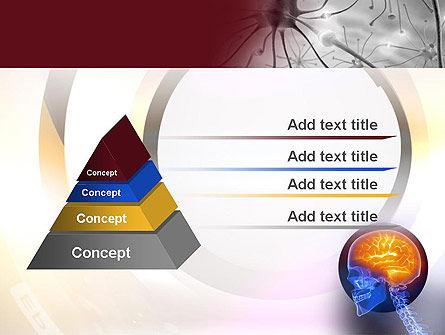 Neurosurgery PowerPoint Template, Slide 4, 10860, Medical — PoweredTemplate.com