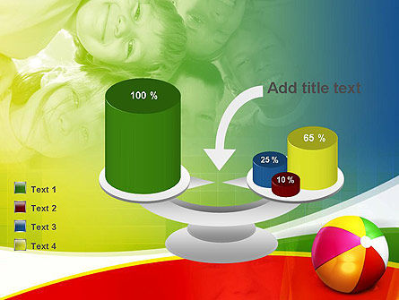 Inflatable Ball PowerPoint Template Slide 10