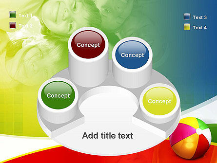Inflatable Ball PowerPoint Template Slide 12