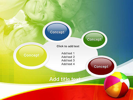 Inflatable Ball PowerPoint Template Slide 16
