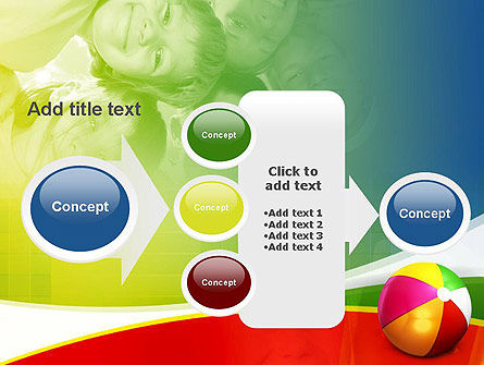 Inflatable Ball PowerPoint Template Slide 17
