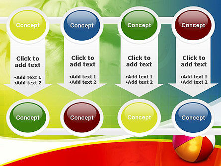 Inflatable Ball PowerPoint Template Slide 18