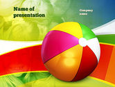 Education & Training: Modello PowerPoint - Pallone gonfiabile #10861