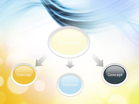 Light Abstract Theme PowerPoint Template Slide 4