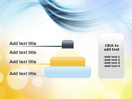 Light Abstract Theme PowerPoint Template Slide 8