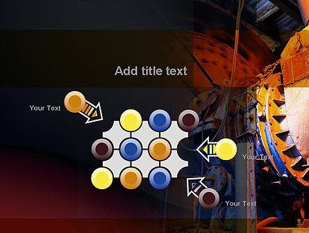 Coal Mixer PowerPoint Template Slide 10