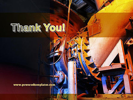 Coal Mixer PowerPoint Template Slide 20