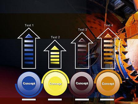 Coal Mixer PowerPoint Template Slide 7