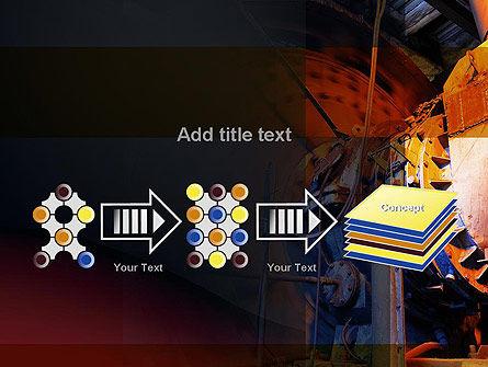 Coal Mixer PowerPoint Template Slide 9
