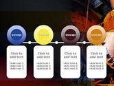 Coal Mixer PowerPoint Template#5