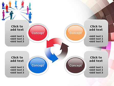 Human Resource Management PowerPoint Template Slide 9