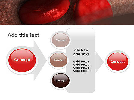 Red Cells PowerPoint Template Slide 17