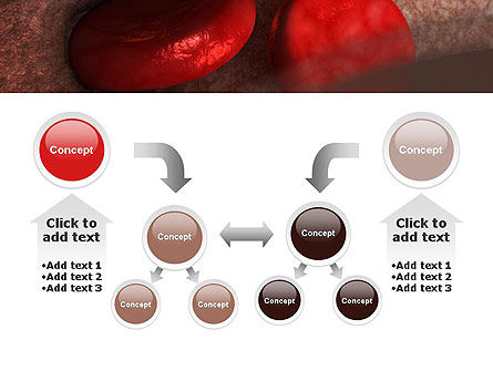Red Cells PowerPoint Template Slide 19