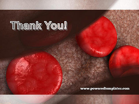 Red Cells PowerPoint Template Slide 20