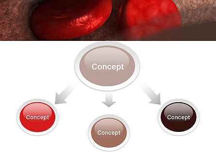 Red Cells PowerPoint Template Slide 4