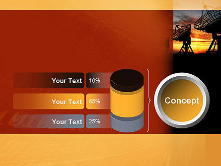 Science and Technology PowerPoint Template Slide 11