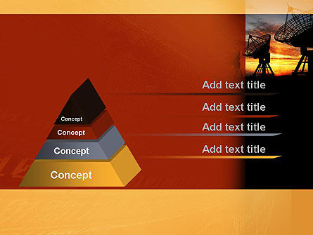 Science and Technology PowerPoint Template Slide 12