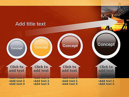Science and Technology PowerPoint Template Slide 13