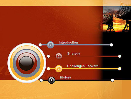 Science and Technology PowerPoint Template, Slide 3, 10878, Technology and Science — PoweredTemplate.com