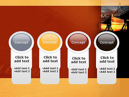 Science and Technology PowerPoint Template Slide 5