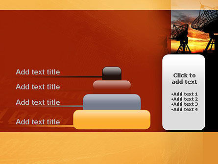 Science and Technology PowerPoint Template Slide 8