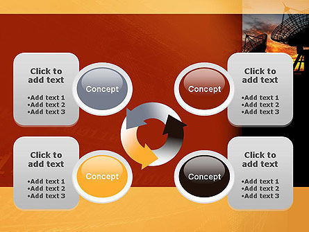 Science and Technology PowerPoint Template Slide 9