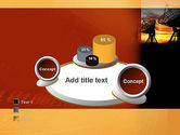 Science and Technology PowerPoint Template#16