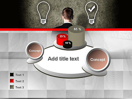 The Right Business Idea PowerPoint Template Slide 16