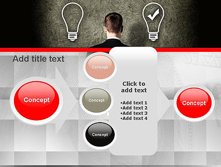 The Right Business Idea PowerPoint Template Slide 17