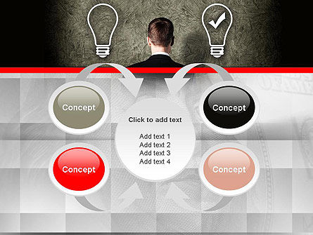 The Right Business Idea PowerPoint Template Slide 6