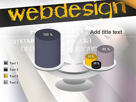 Web Design PowerPoint Template Slide 10