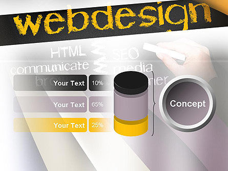 Web Design PowerPoint Template Slide 11